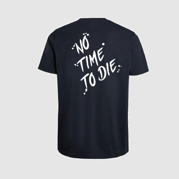 T-Shirt 1 Black back
